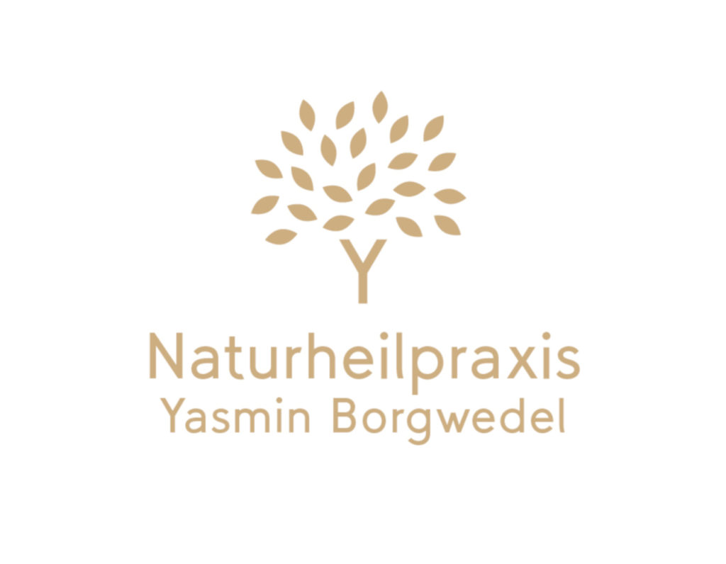 Logo Naturheilpraxis Yasmin Borgwedel
